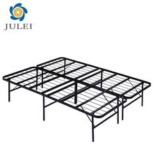 Nice price best selling metal single folding guests bed