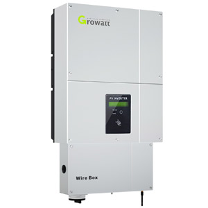 High efficiency dual mpp solar power grid tie inverter connect to chinese solar panels for sale