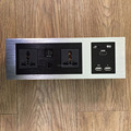 Mutifunctional Hotel wall plate power socket with HDMI
