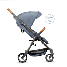 Black Leather Pu 360 Universal Eva Tire China Supplier 3 in 1 Baby Stroller