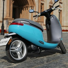 Ecooter EEC scooter electric