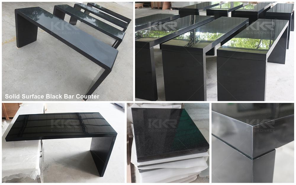 Solid Surface Black Bar Counter.jpg