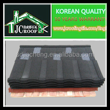 no.1TOP STONE COATED METAL ROOFING TILES
