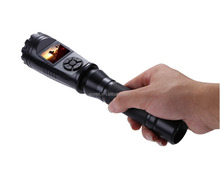 Portable HD 1080P 135 Degree Wide Angle LED Flashlight with Camera DVR for Police, Railway, Court