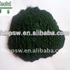 No pollution spirulina powder,green seaweed extract/powder for abalone feed/fish feed