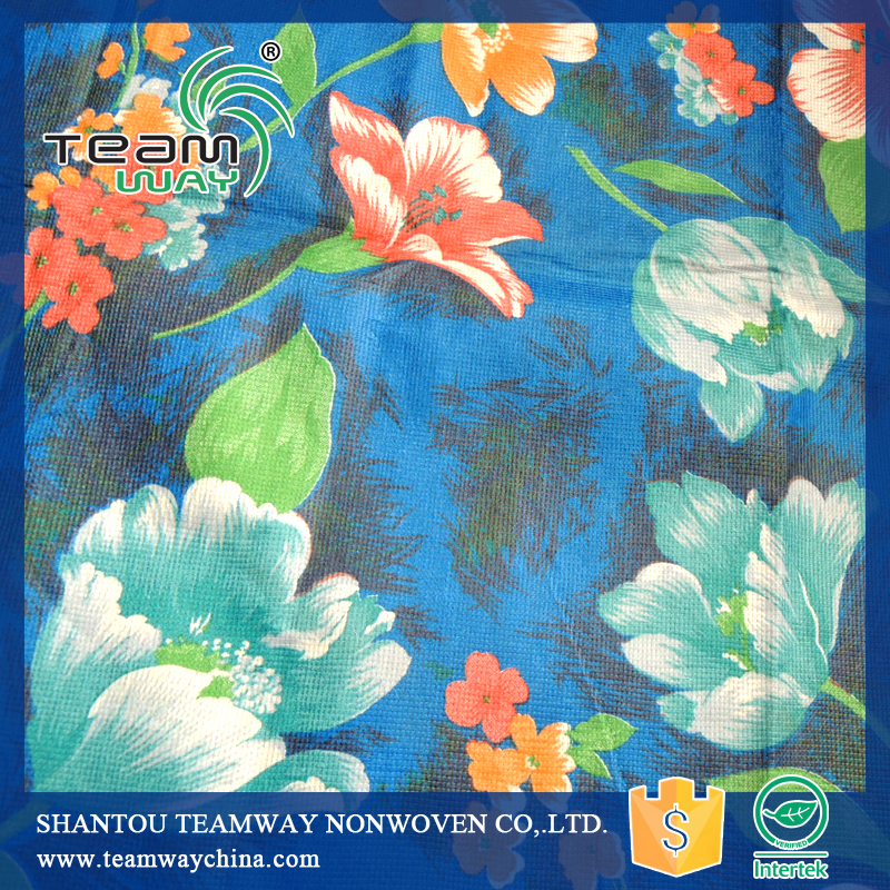 Stitchbond Mattress Fabric Manufactured by TEAMWAY