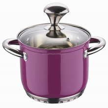 color enamel paint for all clad stainless steel parini cookware wholesale