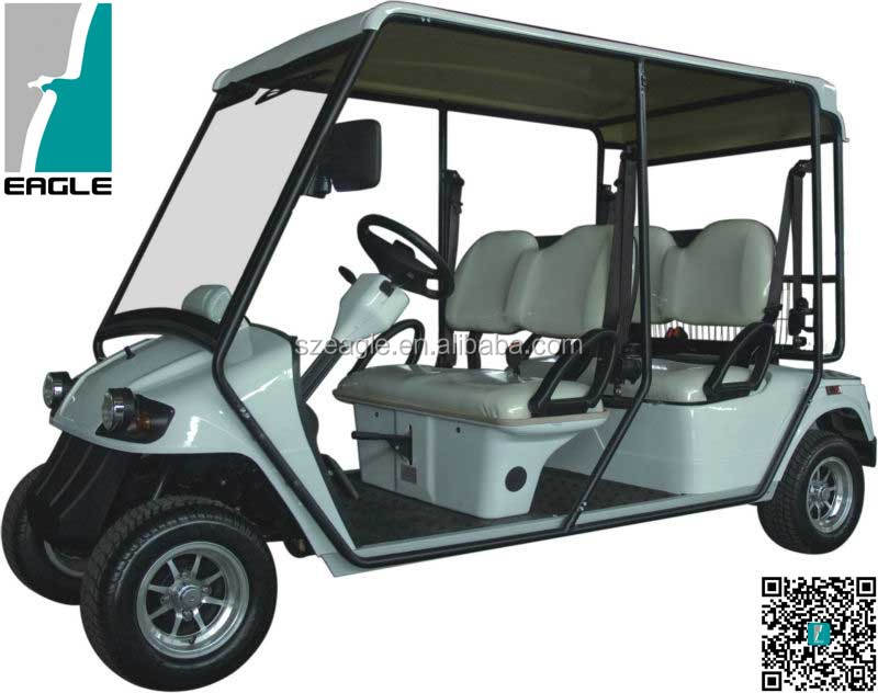 cheap hot selling L7E category street legal golf car/golf car/golf buggy, EEC approval, on road purpose,EG2048KR