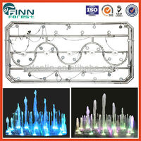 Led light outdoor fountain beautifully outdoor 3 tier fountain