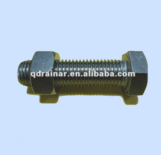 Gb/T 5782 =ISo 4014 M6-M30 hex bolt with nut