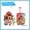 New Educational 85 Pcs Building Blocks Farm Set With EN71/ASTM Certificate
