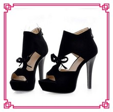 Fashion shoe style high heel shoes wholesale used