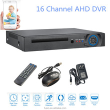 New BEST 16CH AHD DVR for HD AHD CCTV Camera Network IP Camara Multilanguage Digital Video Recorder
