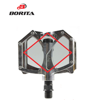 Wellgo DU Bearing MTB Components wholesale cheap bicycle pedal