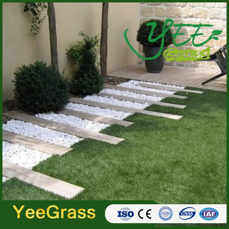 New unique artificial evergreen grass