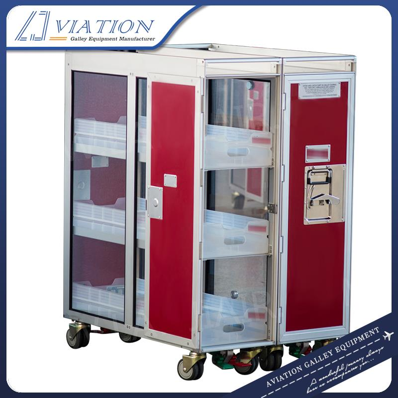 Wholesale Airline Service Cart