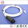 M14 connector, waterproof circle connector,Overmold M14 cable connector