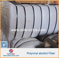 Polyvinyl Alcohol synthetic fibers for asphalt