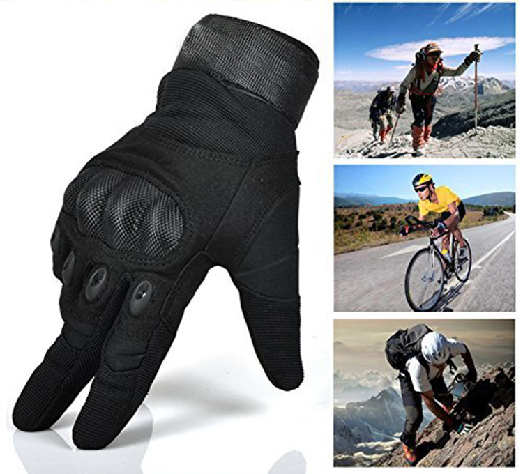 Low moq wholesale high quality men's racing motorbike motor bike gloves