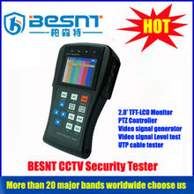 2.8inch lcd screen home use cctv tester BS-CS01K