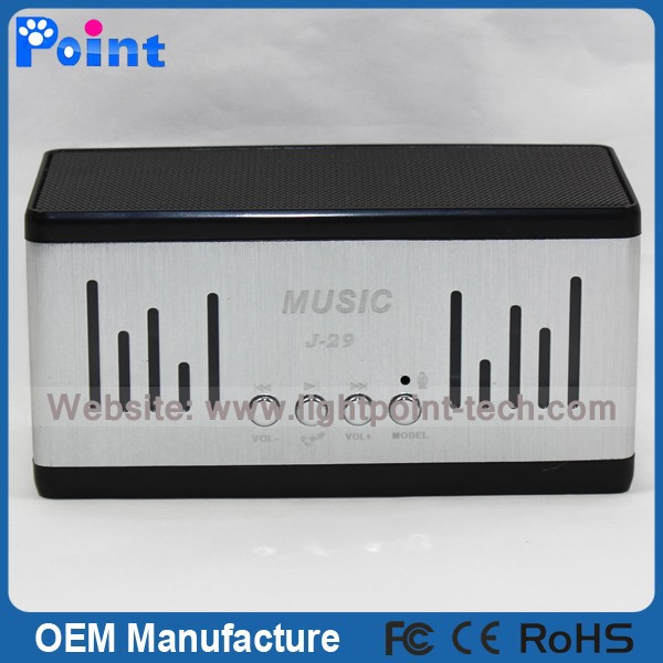 high quality sound mini speaker car speaker anti radiation hot sales speaker
