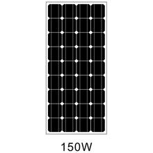18v 150w monocrystalline silicone solar panel for houses prices