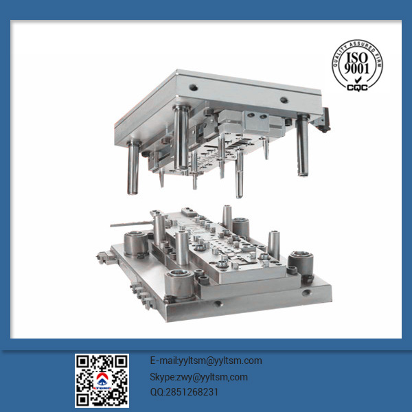 ISO9001professional mold design service OEM/ODM plastic injection molding processing one-stop