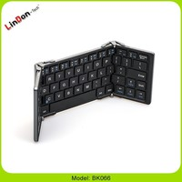 New 2015 bluetooth foldable keyboard for tv box, bluetooth keyboard for lg smart tv, bluetooth keyboard for samsung smart tv