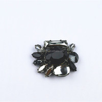 Metal Shoe Buckle Parts Shoe Accessories