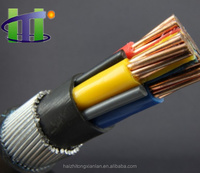 XLPE insulated PVC sheathed power cable-YJV 3*2.5mm2 0.6/1KV copper conductor electric cable wire pvc cable