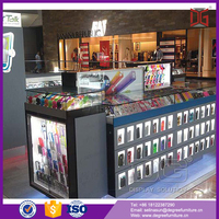 Shopping mall cell phone mobile accessories kiosk design