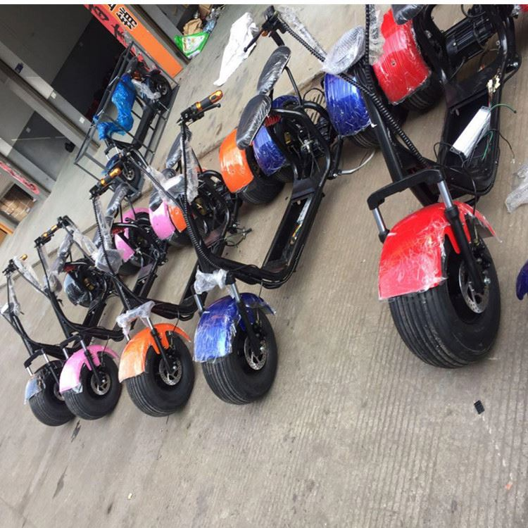 2017 citycoco 3 wheels 200km off road 150cc moped trike scooter with CE