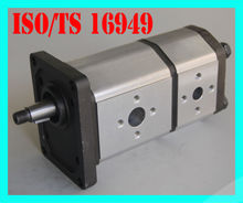 Smart Connected Tandem Hydraulic gear Pump