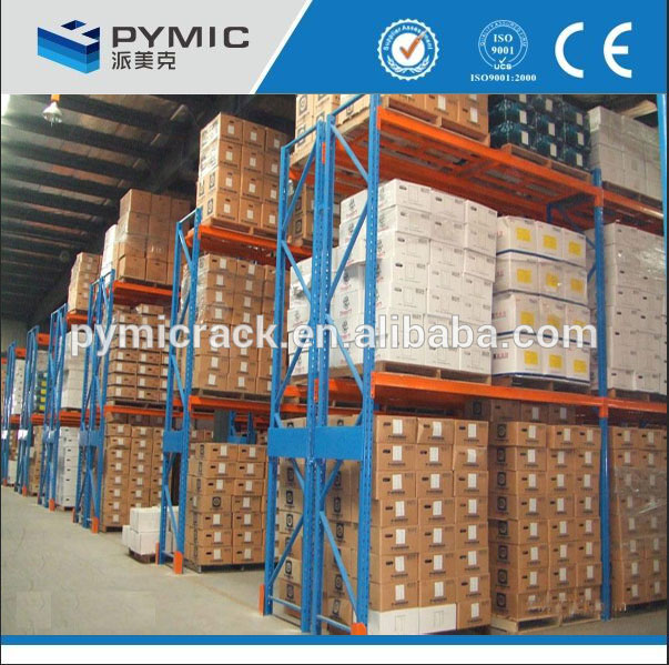 CE Approved zinc coated heavy duty rack/heavy duty sheet metal rack
