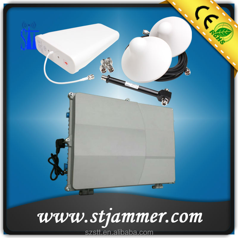 5W Dual band GSM WCDMA mobile signal repeater,2g 3g cell phone signal booster