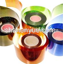 raw material of spangle sequin filmmulti-color paillette sequin holographic glitter sequin