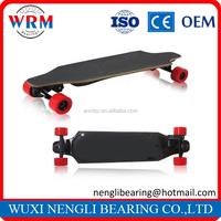 Electric skateboard 1200w Remote control brushless Best selling electric motor longboard Golden Supplier