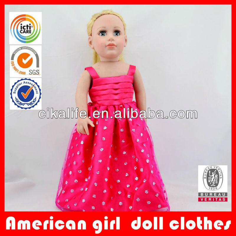 18 Inch Cute realistic doll clothing