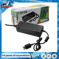 High Quality UK Plug Power Supply AC Adapter for Xbox 360 Slim Console