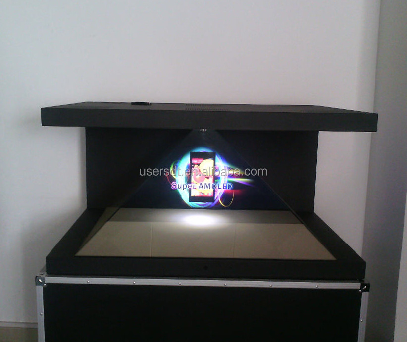 Watches display,New Advertising Hologram 3D Display/360 Degree Holographic