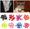 Pet Product Colorful Anti Scratch Dog Cat Claw Pet Nail Caps