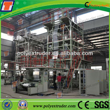 Injection Stretch Blow Molding Machine Monolayer Film Blowing Machinery