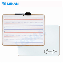 High quality dry erase educational childrens writing board
