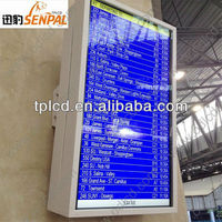 outdoor waterproof TFT monitor, sun readable lcd monitor (NEMA4/CE/ROHS)