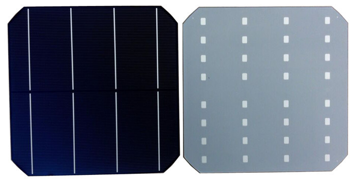 cheap price 19.6% high efficiency silicon monocrystalline solar cell made in Taiwan