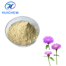 High quality Milk Thistle Extract Powder Silymarin 80%