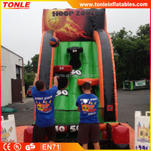 Inflatable Hoop Zone for sale, perfect inflatable games for kids and adults