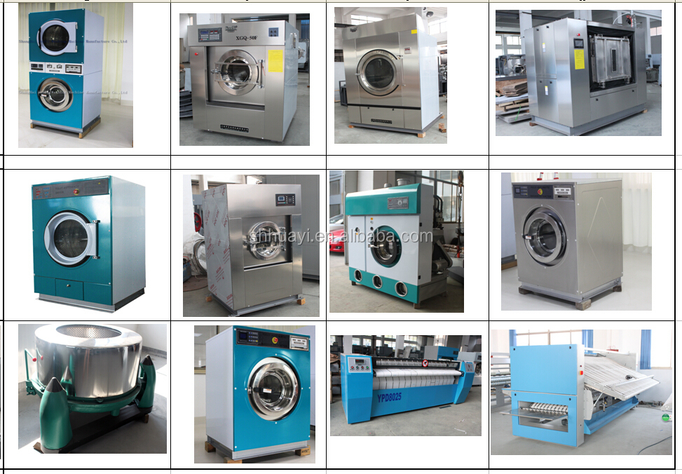 14KG coin laundry washer extractor
