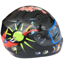 Fashion Decals Full Face Capacete Motorcycle Helmet