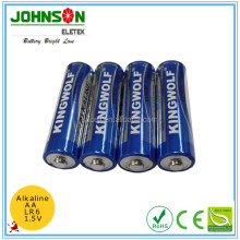 AM-3 LR6 AA Alkaline battery ev car